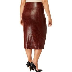 2 Pc SET! MM Sexy Pencil Skirt & Tunic 2x